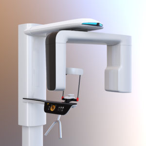 Cone Beam CT scanner